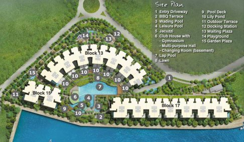 Marina-Collection-Site-Plan